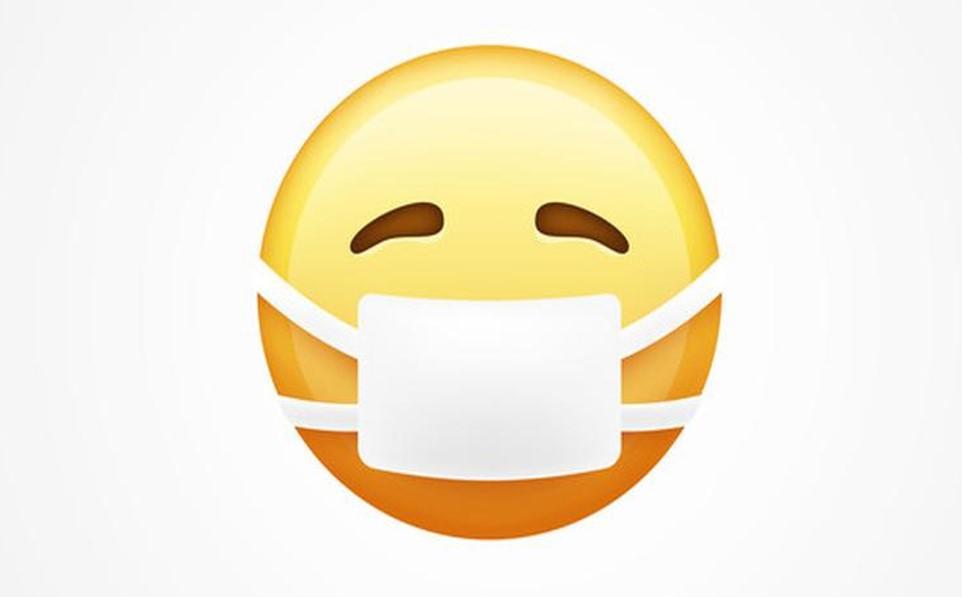 emoji mondkapje
